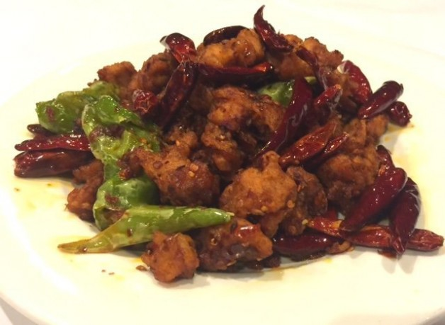 Award-winning cuisine at Chengdu 23